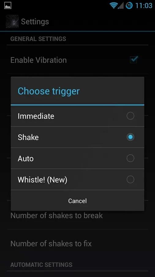 Cracked Screen: Best Prank App