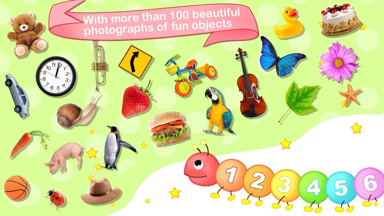 Toddler Counting 123 Kids Free