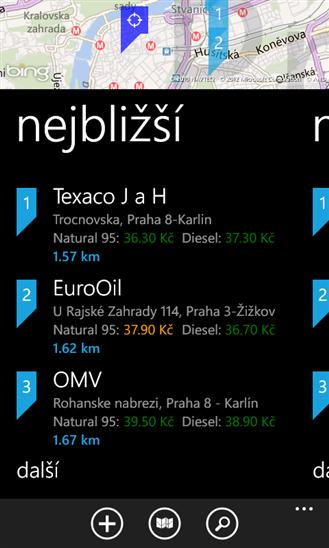 mBenzin.cz