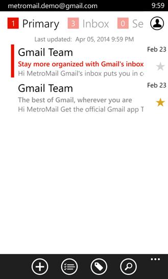 Metro Mail