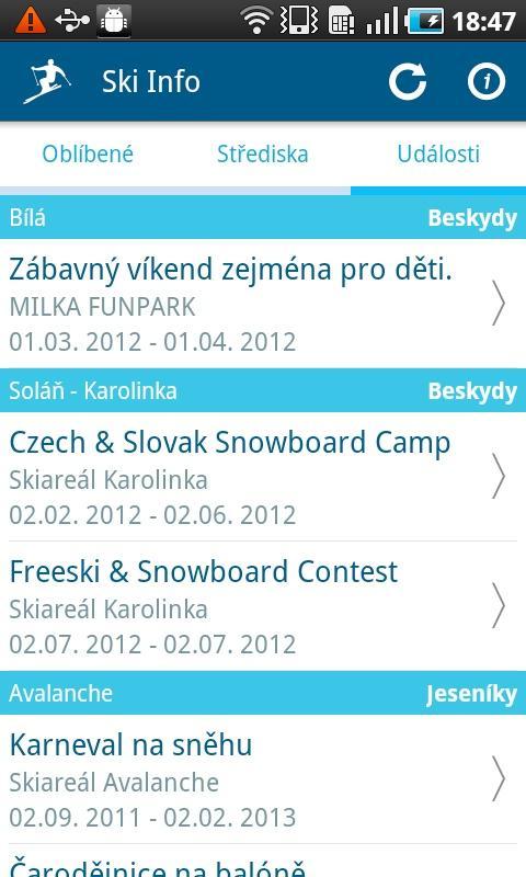 Ski Info CZ/SK