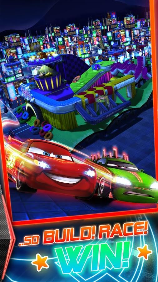 Cars: Fast as Lightning