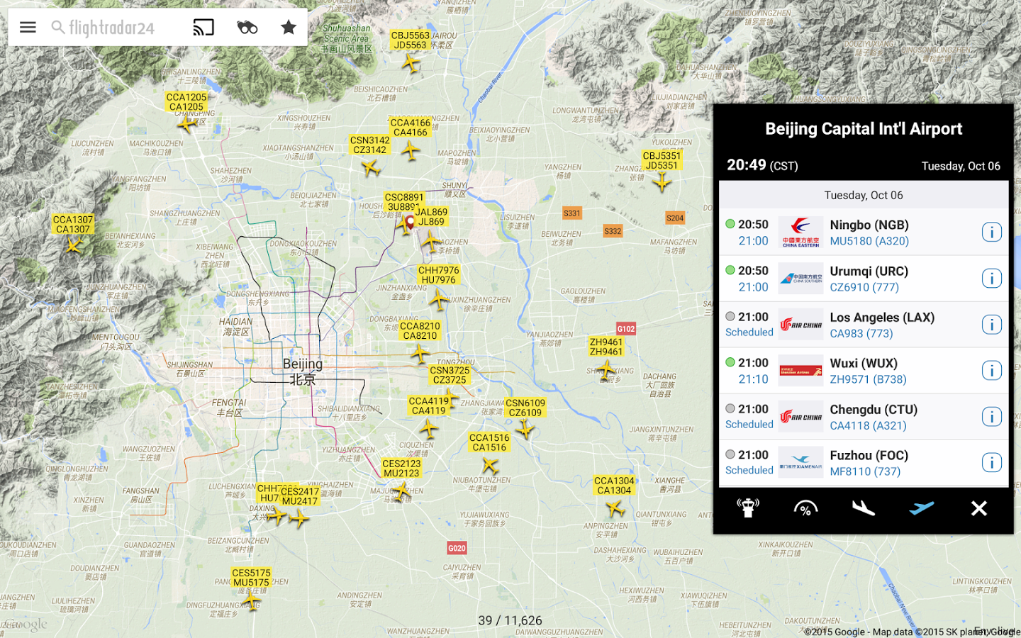 Flightradar24 - Flight Tracker