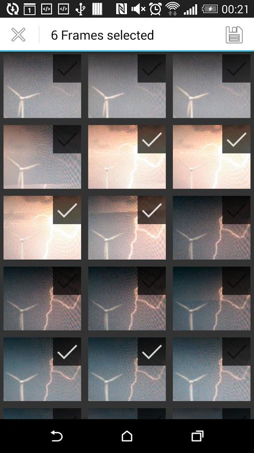 Lightning Camera