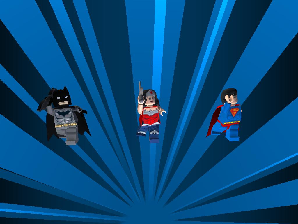 LEGO DC Super Heroes