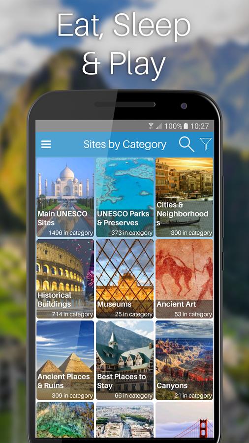 UNESCO Sites