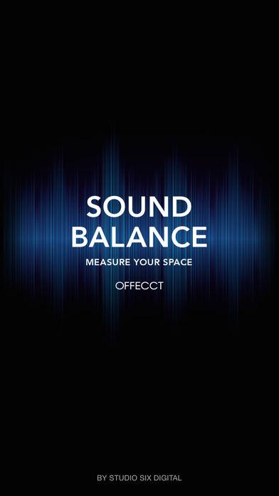 Sound Balance Assistant