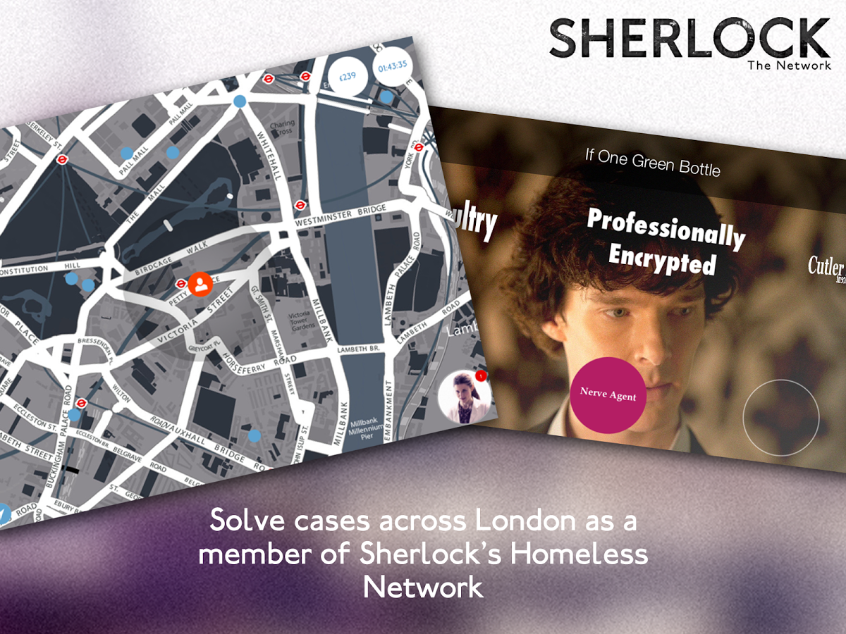 Sherlock: The Network