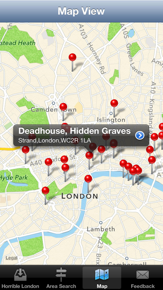 Horrible London