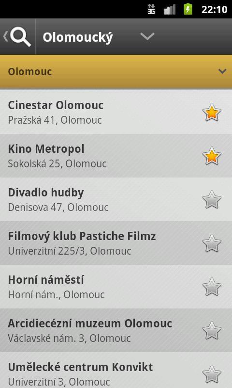 FDb.cz + Program kin a TV