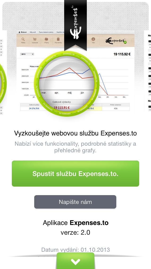 Výdaje